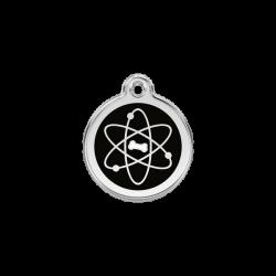 Red Dingo Medalla Atom Negro